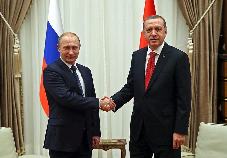 Stosunki Rosja-Turcja. Tak Moskwa i Ankara chcą odzyskać wpływy