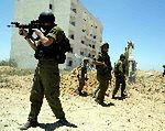 Izrael niszczy tunele Hamasu