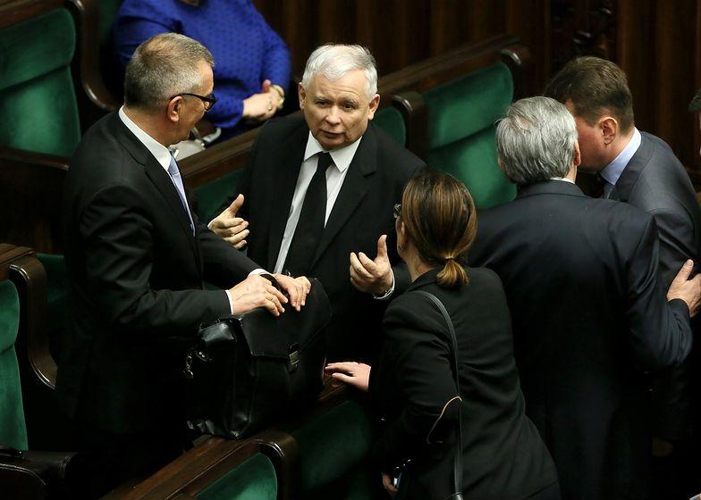 Sondaż poparcia dla partii. PiS przed PO, Korwin-Mikke wyprzedza PSL