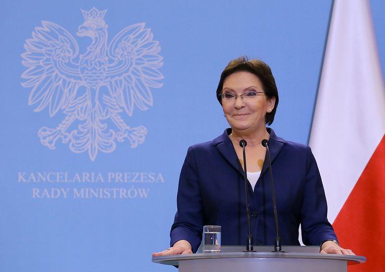 Kopacz: będę na spotkaniu PiS i SP na przyszłym posiedzeniu Sejmu