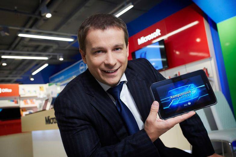 Wojciech Buczkowski, prezes Komputronik