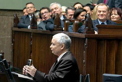 Kaczyński szykuje się do przejęcia władzy w Polsce