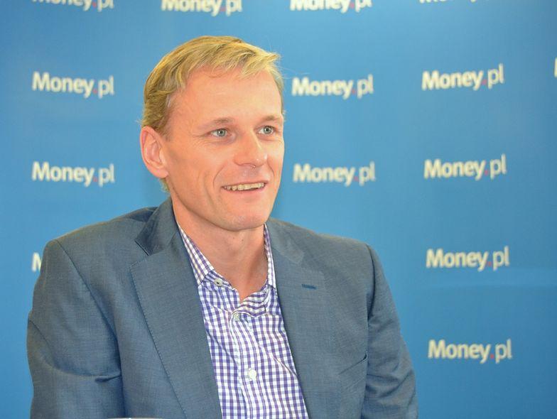 Wojciech Mroczyński, dyrektor do spraw strategii AmRest