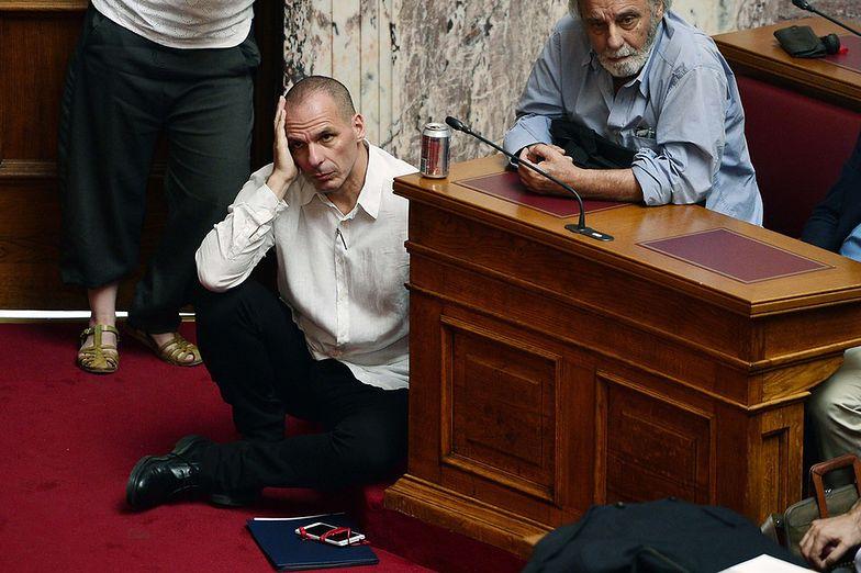 """Kryzys w Grecji. """"Cierpliwość eurogrupy się wyczerpała"""""""