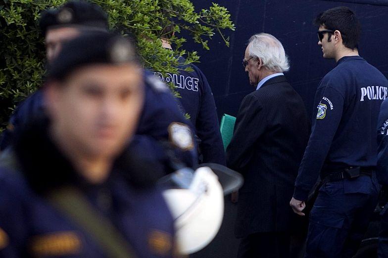 Korupcja w Grecji. Były minister skazany