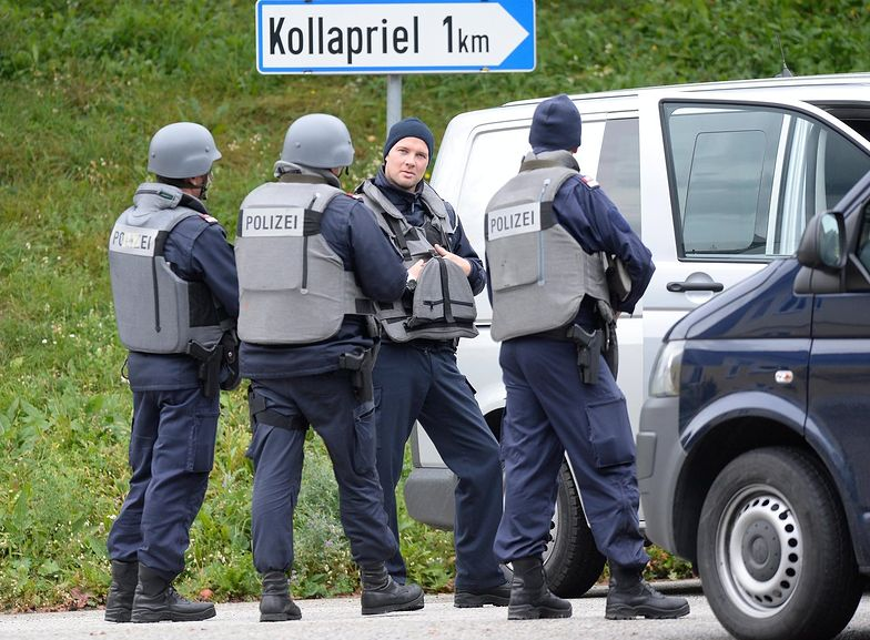 Austria: Kłusownik zastrzelił cztery osoby