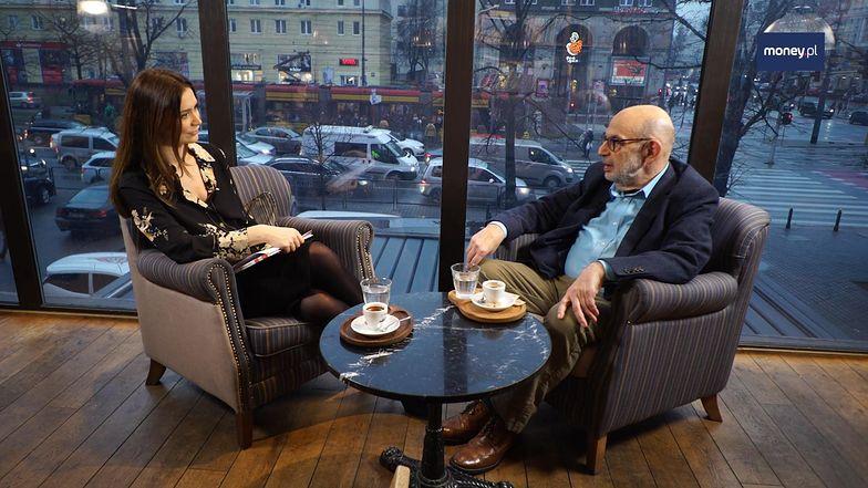 Prezes Green Cafe Nero: kawa sypana to żart