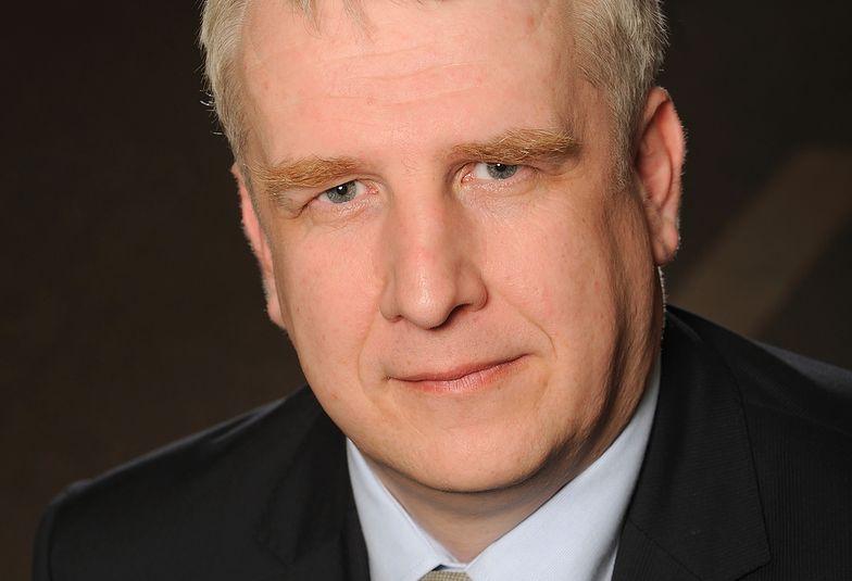 Dariusz Poniewierka, prezes KUKE S.A