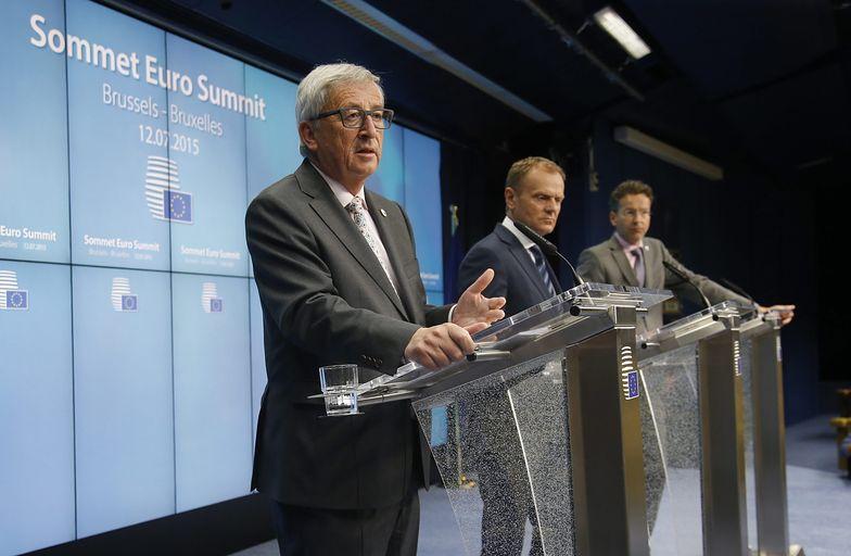 Jest porozumienie na euroszczycie! Oddala się groźba Grexitu
