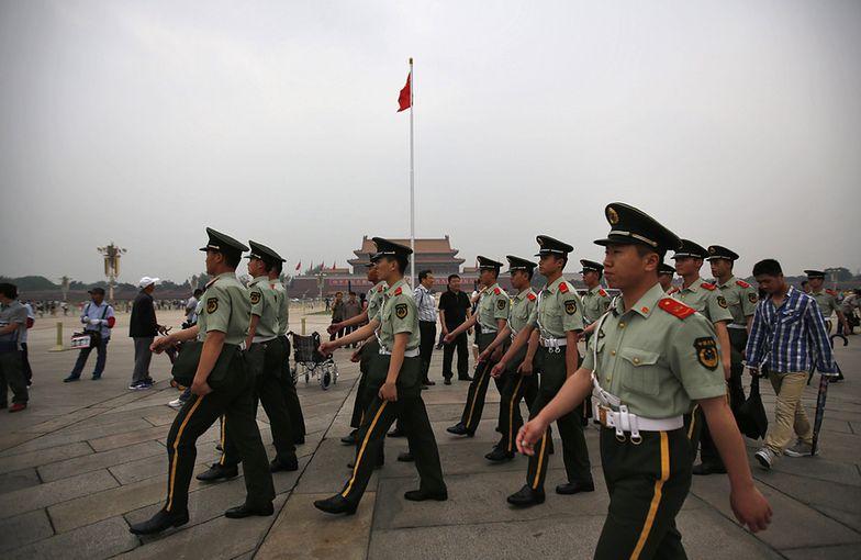 Nie wpuszczają na cmentarz ofiar Tiananmen