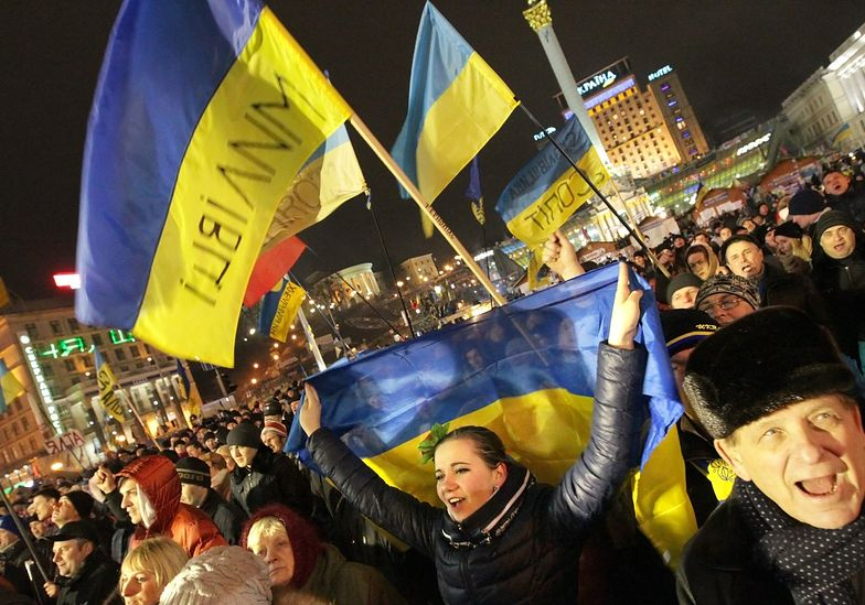 Prostesty na Ukrainie. Majdan prześladowany?