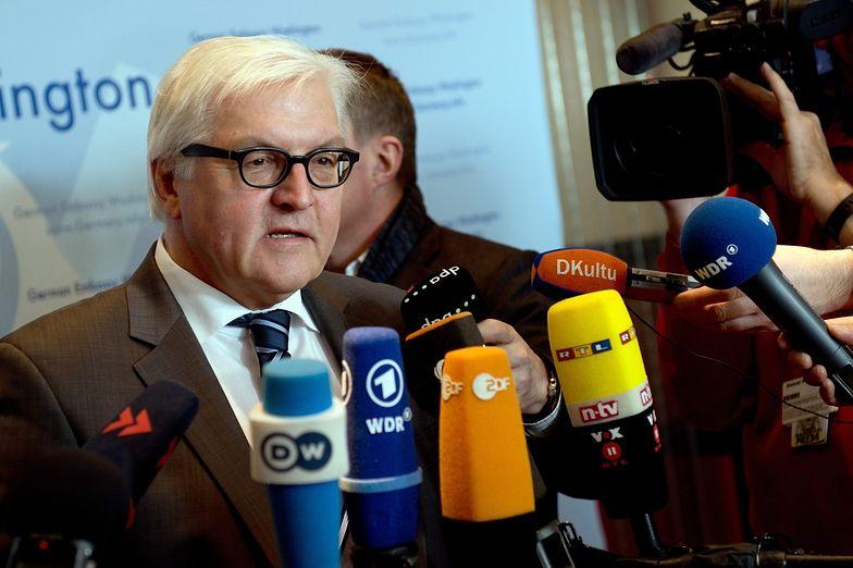 Pomoc dla Ukrainy. Szef MSZ Niemiec chce grupy kontaktowej