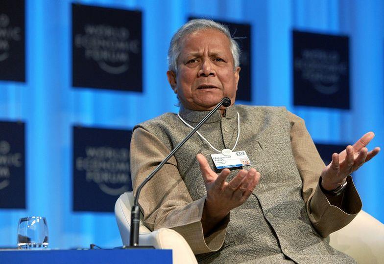 Yunus: Najwyższy czas, by zredefiniować system i pozbyć się biedy