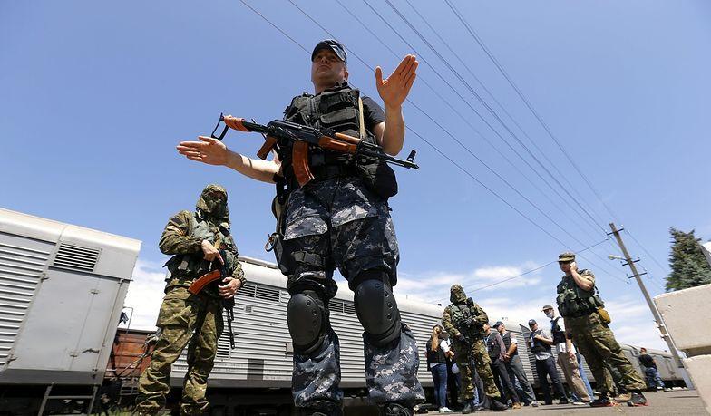 Wojna na Ukrainie. Jaceniuk apeluje do Zachodu: Potrzebujemy broni
