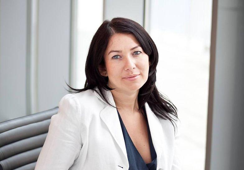 Monika Nowakowska, prezes Miraculum