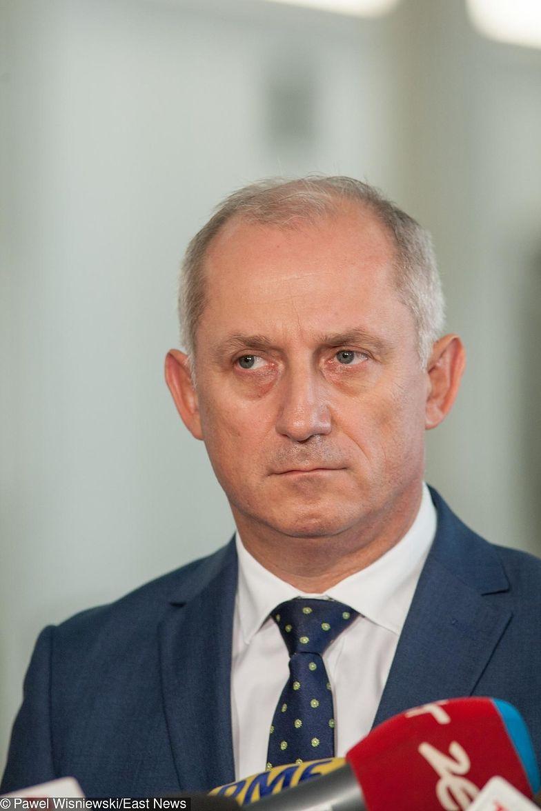 Sławomir Neumann przedstawił stanowisko PO do Expose Morawieckiego. Jego wystąpienie było komentowane nie mniej niż przemówienie nowego szef rządu