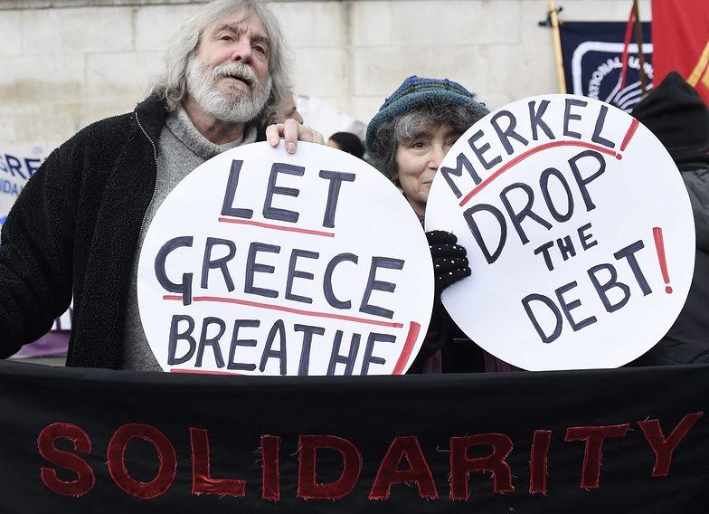 Pomoc dla Grecji. Jej długi przekraczają obecnie 727,5 mld euro. Tak zadłużona jeszcze nie była