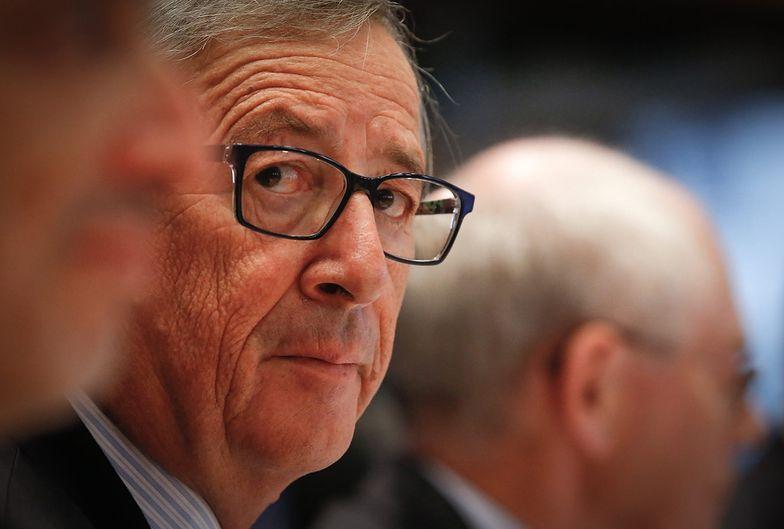 Komisja Europejska pod ostrzałem. Juncker: nie boję się unijnych przywódców