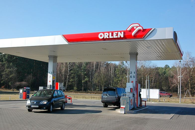 Wyniki PKN Orlen. Spółka notuje spadki sprzedaży