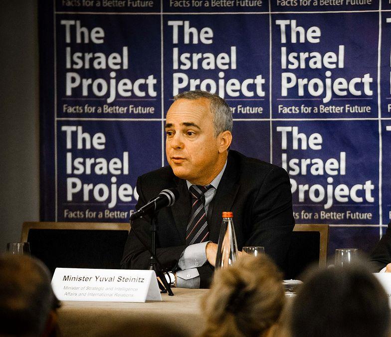 Izraelski minister: umowa nie powstrzyma Iranu przed budową bomby