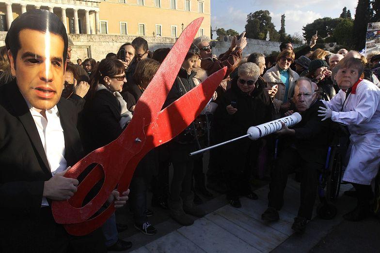 Ratunek dla Grecji. Jest wstępne porozumienie w sprawie pomocy