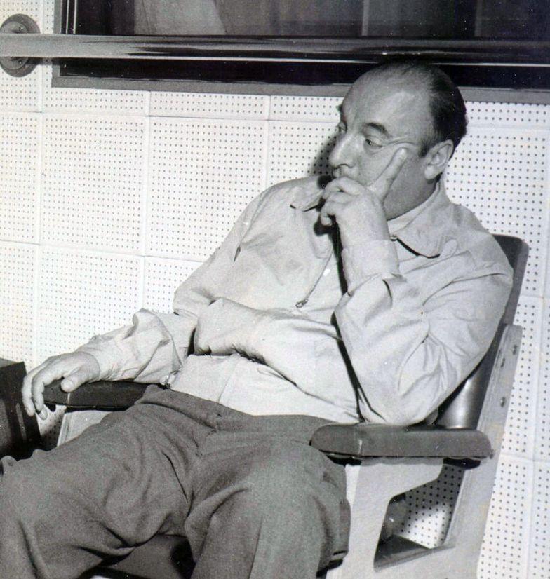 Pablo Neruda został zabity? Będzie ekshumacja noblisty