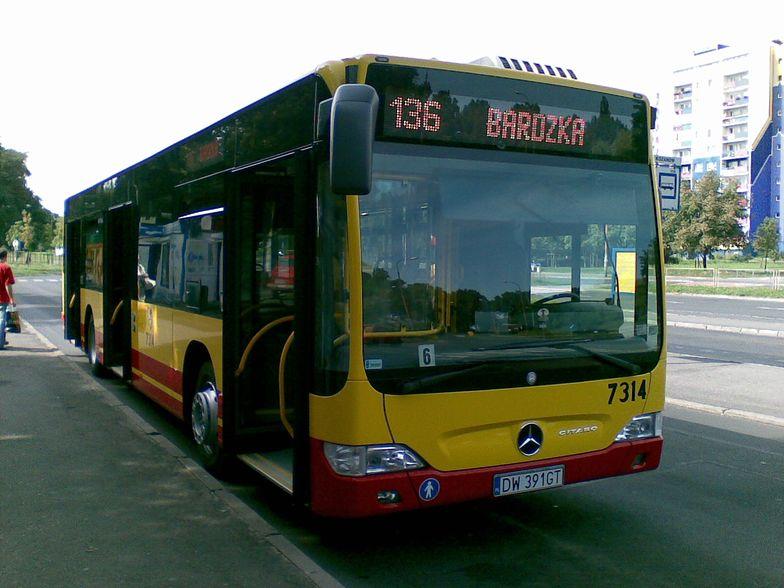 Wrocław wydzierżawi 60 nowych autobusów miejskich. Od Mercedesa