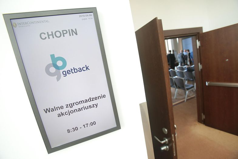 Posiadacze obligacji firmy GetBack czekają w niepewności na rozwój sytuacji.