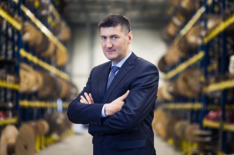 Andrzej Jurczak, prezes Grodna