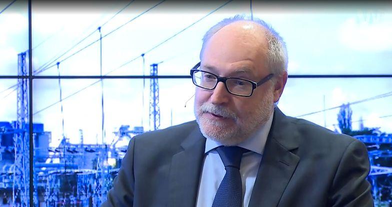 Prezes Urzędu Regulacji Energetyki Maciej Bando