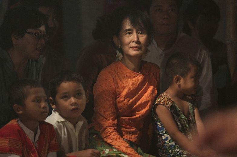 Aung San Suu Kyi apeluje o pomoc UE