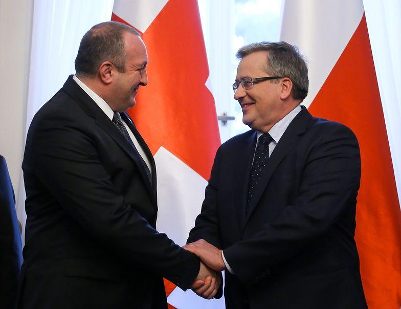 Stosunki Polska-Gruzja. Mówili o wspólnych relacjach gospodarczych