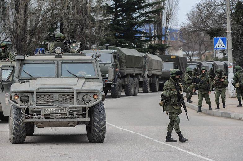 Wojska na Krymie