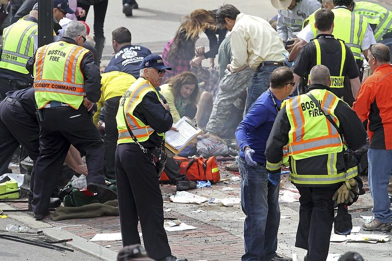 Zamach w Bostonie. Ujawnili kim były ofiary eksplozji