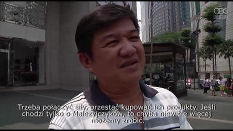 Wściekłość i frustracja w Malezji po zestrzeleniu samolotu
