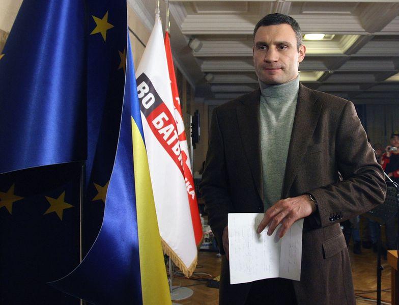 Witalij Kliczko: Ukraina będzie się inspirować Polską