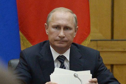 Putin ubolewa z powodu spadku obrotów handlowych Rosji z Finlandią