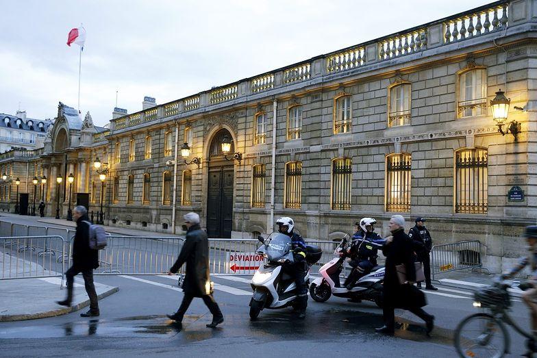 Terroryzm we Francji. Czterech podejrzanych w sprawie zamachów