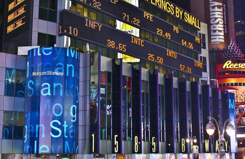 Główna siedziba Morgan Stanley na nowojorskim Manhattanie