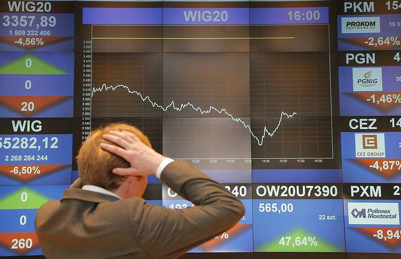 Kryzys już dociera do Polski