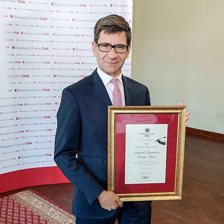Marek Kacprzak, dziennikarz Wirtualnej Polski.