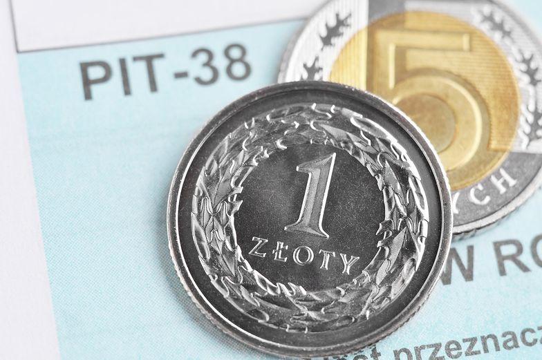 PIT-38 wypełnią prywatni inwestorzy. Jakie przychody muszą rozliczyć?