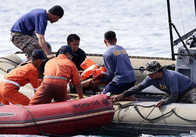 Katastrofa promu na Filipinach. Trwa akcja poszukiwawcza