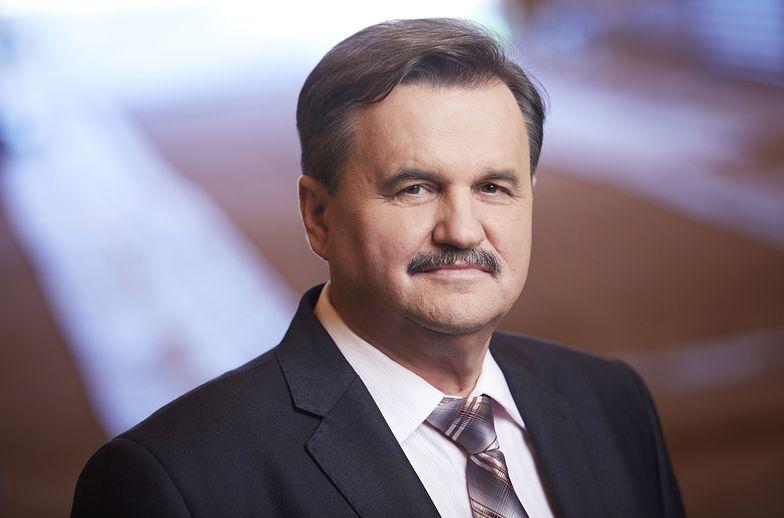 Ryszard Matyka, prezes Grupy Vistal