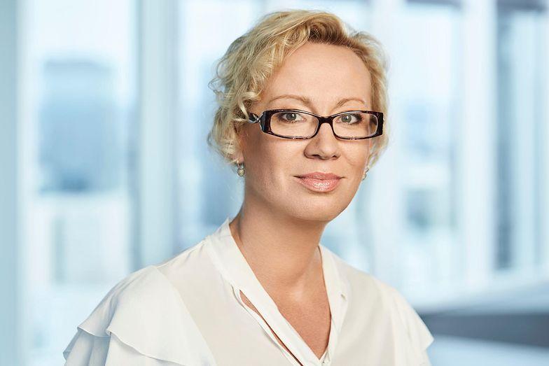 Katarzyna Sułkowska jest współautorem strategii banku na lata 2017 -2020 i wiceprezesm do 2011 r.