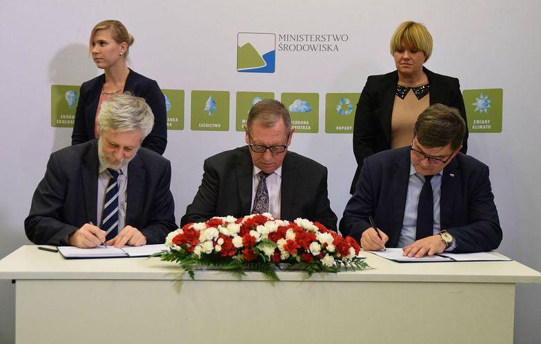 W efekcie podpisanego porozumienia ma powstać także elektrownia wodna