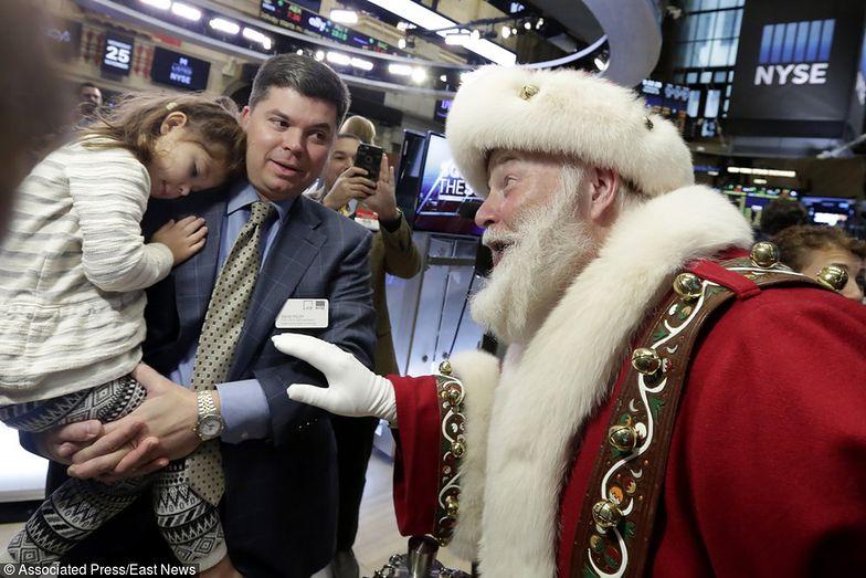 W tym roku Mikołaj może nie zawitać na parkiety giełdowe