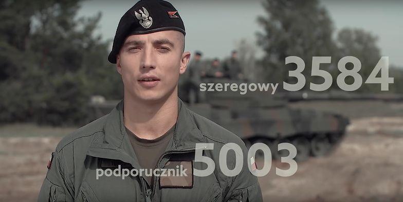MON rekrutuje żołnierzy i rusza z kampanią na polskich ulicach