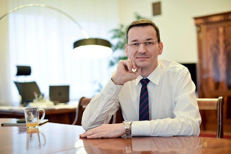 Podatki w Polsce. Morawiecki: nie chcemy obecnie nic zmieniać