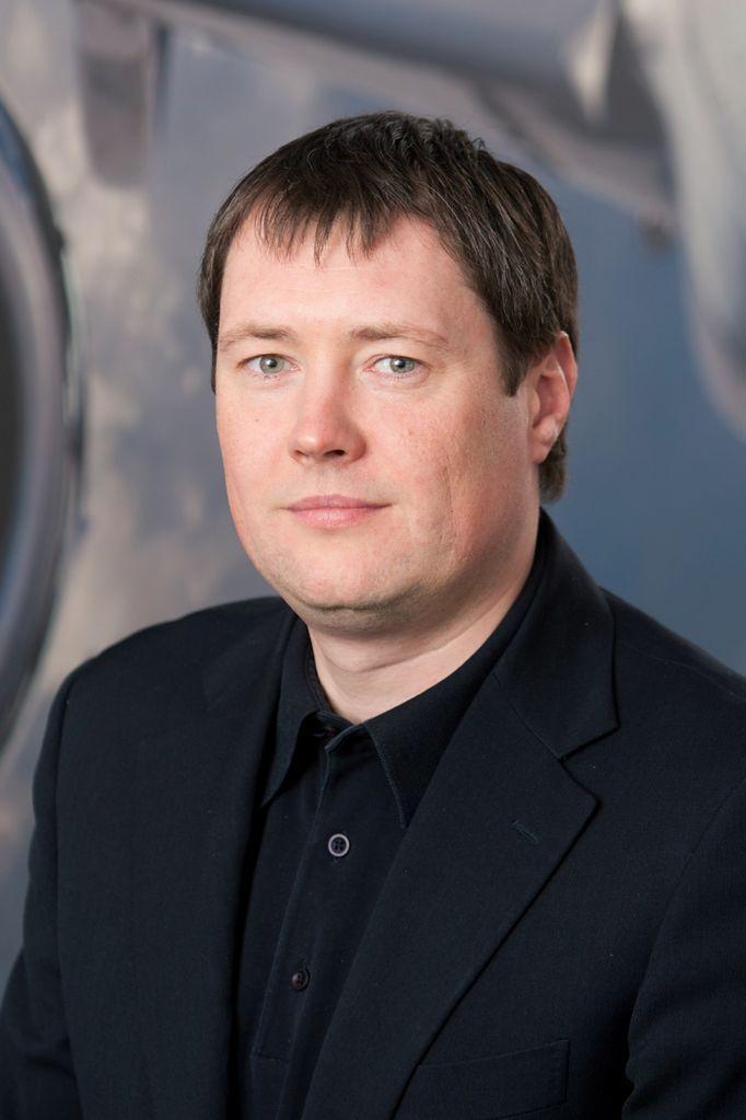 Linas Dovydenas, dyrektor zarządzający Avia Solutions Group.